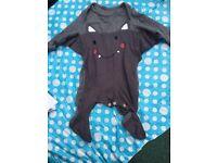 Halloween baby costume, Mothercare bat