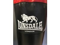5ft Lonsdale Pu punch bag