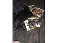 Xbox 360 plus some games
