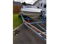 Fletcher Arrow Boat Project