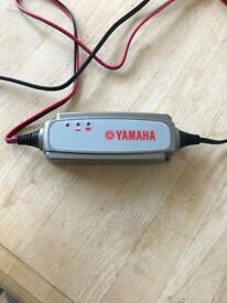 Yamaha battery charger for motorbike