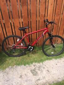"""Apollo Feud Mens Mountain Bike 17"""" Frame £50 ono"""