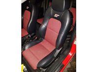 Mk6 Ford Fiesta ST150 Full Interior.