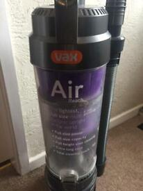 Air Vax upright
