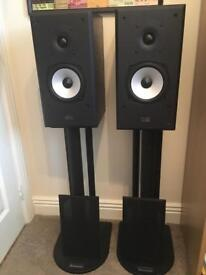 Acoustic energy speakers