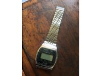 Casio mens watch 1980s model 155 £65 ono