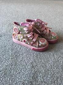 Lelli Kelly Glitter Boots