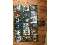 500GB Xbox One with extra controller, charger and 16 games
