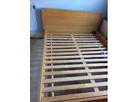 King size John Lewis Bed Frame