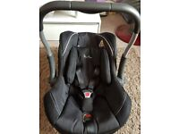 Silvercross car seat