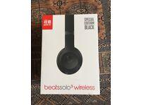 Beats Solo3 wireless (Special edition Matte Black)
