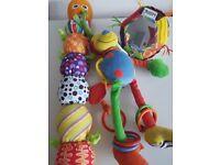 lamaze toys inc elephant £10