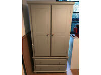 Wardrobe with hanging and drawers *GREAT CONDITION*