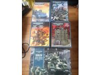 Assorted Warhammer 40k for sale, primarily Space Marines. £350 ONO