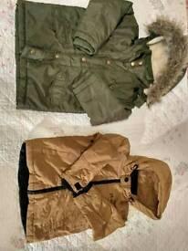 Boys jackets 3-4