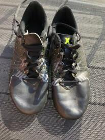 Adidas football boots (blades) size 2
