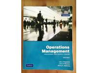 Operations Management by Lee J. Krajewski