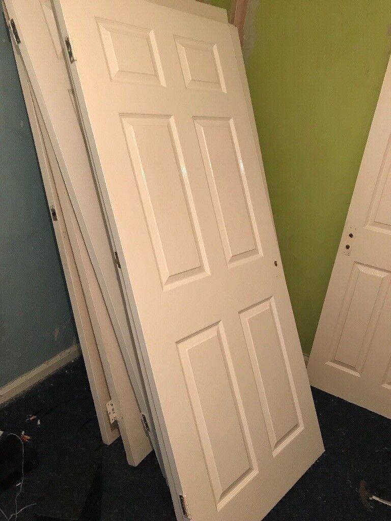 wholesale dealer 2206d 4c452 5 INTERIOR DOORS 33 inch wide 78 inches long | in Eston, North Yorkshire |  Gumtree