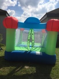 Kids bouncy castle perfect for toddlers till about 4