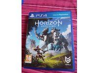 Horizon Zero Dawn for PS4 *Like New*
