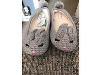 Next bunny slippers brand new