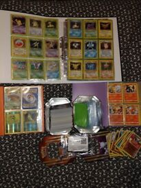 500+ pokemon cards