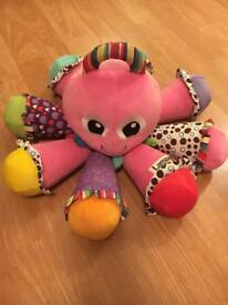 Lamaze Musical Octopus
