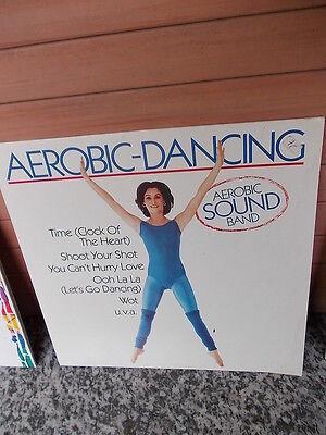 Aerobic-Dancing, Aerobic Sound Band, eine Schallplatte