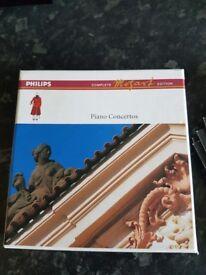 Phillips complete Mozart piano concertos