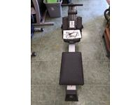 Used Kettler Rowing Machine