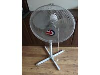 Floor Standing Homebase Electric Fan