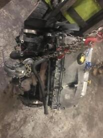 Land Rover Discovery 10p Engine Complete with turbo injectors Etc defender