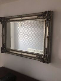 Large ornate mirror for sale