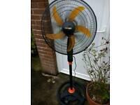 Indoor fan, multi speed, very powerful!