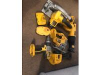 Dewalt set of tools no longer used
