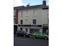 Office Space, First Floor Prime Central Location, Crediton High Street