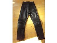 Motorbike Leather trousers