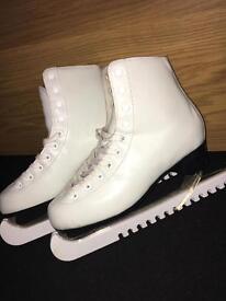 size 6 spirit2 ice skates