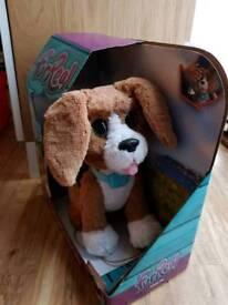 FurReal Chatty Charlie The Barkin' Beagle as New