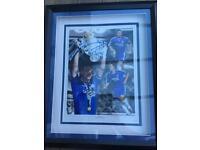 John Terry Signed photo Chelsea F.C.