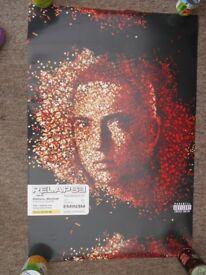 Free Eminem Posters x 5