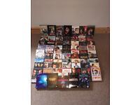 Job lot bundle of DVD x 71
