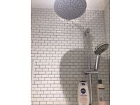 White brick mosaic tiles worth £221 from Walls and Floors