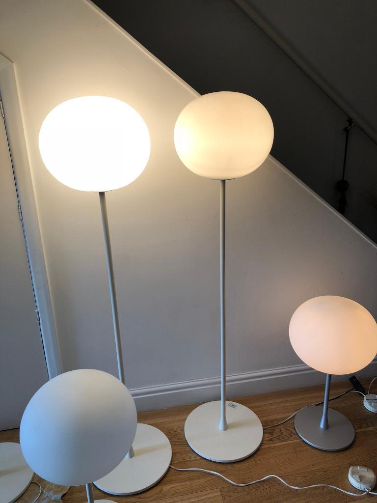 Glo Ball Flos Lamp Floor In Chelsea London Gumtree