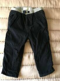 Age 12-18m trouser bundle