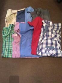 Men's designer shirts Medium
