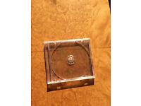 New - CD/DVD cases