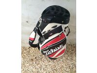 Titleist Tour Golf Bag for Powercaddy