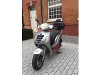HONDA PS 125 SERVICED ONE YEARS MOT MUST VIEW