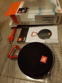 JBL clip 2 Bluetooth speaker brand new